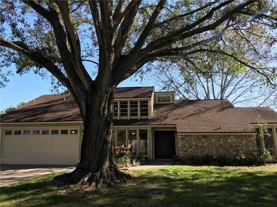 Single Family Home For Sale: 6311 Orange Cove Drive
