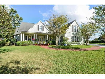 Orlando, Orlando (edgewood), Orlando`, Oviedo, Winter Park Single Family Home For Sale: 8731 Bay Hill Boulevard