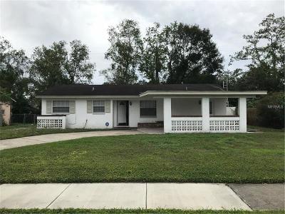 Orlando Single Family Home For Sale: 4442 Brooke Street