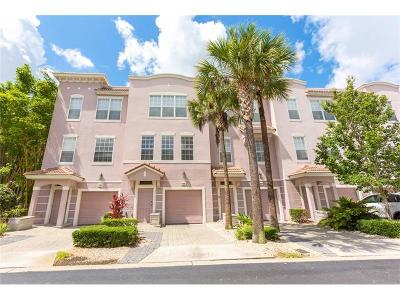 Orlando Townhouse For Sale: 4846 Tidecrest Avenue #188