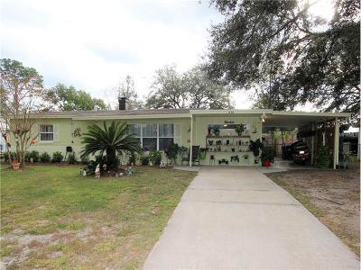 Apopka Single Family Home For Sale: 638 Slote Drive