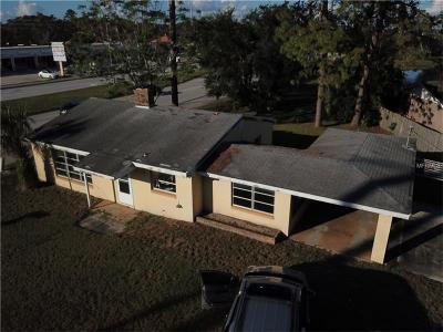 Longwood Single Family Home For Sale: 420 Lake Ruth Drive