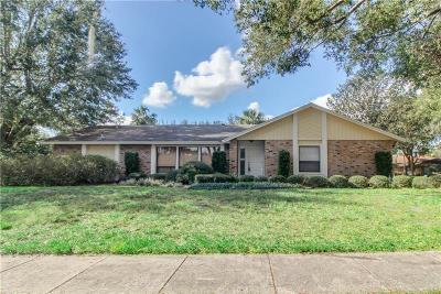 Maitland Single Family Home For Sale: 951 Versailles Circle