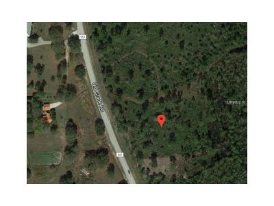 Polk City FL Residential Lots & Land For Sale: $28,000