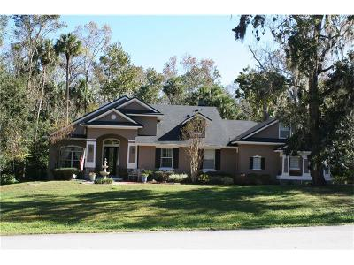 Winter Springs Single Family Home For Sale: 319 Hayes Road