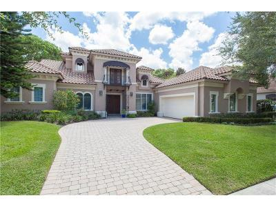Winter Park Single Family Home For Sale: 619 Genius Drive