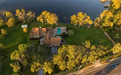 Winter Springs Single Family Home For Sale: 4900 E Lake Drive