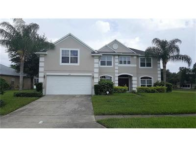 Ocoee Single Family Home For Sale: 1839 Orchard Park Drive