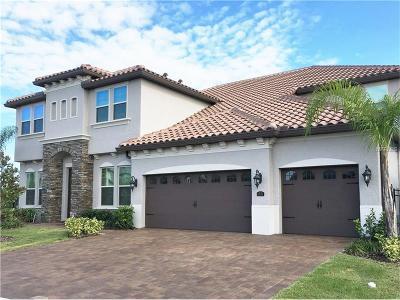 Orlando FL Single Family Home For Sale: $995,000