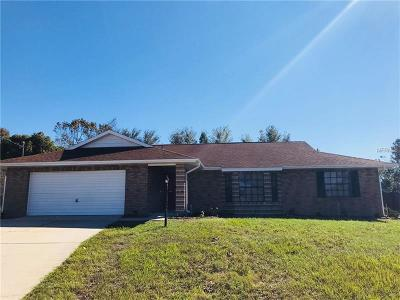 Deltona Single Family Home For Sale: 953 S Atmore Circle