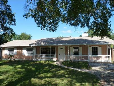 Apopka Single Family Home For Sale: 126 N Lake Cortez Avenue