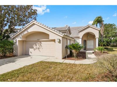 Orlando, Orlando (edgewood), Orlando`, Oviedo, Winter Park Single Family Home For Sale: 1840 Cleek Court
