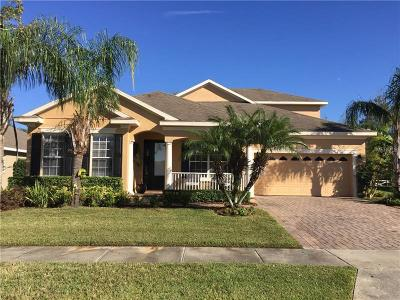 Orlando Single Family Home For Sale: 7331 Windham Harbour Avenue