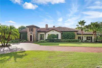Single Family Home For Sale: 1450 Center Oak Trail