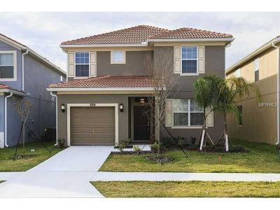 Kissimmee Single Family Home For Sale: 8932 Bismarck Palm Road