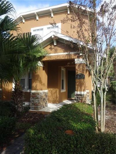 Winter Garden Rental For Rent: 14437 Pleach Street