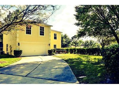 Apopka Single Family Home For Sale: 586 Birch Court