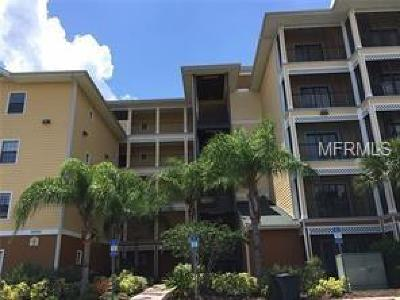 Kissimmee Condo For Sale: 3050 Pirates Retreat Court #204