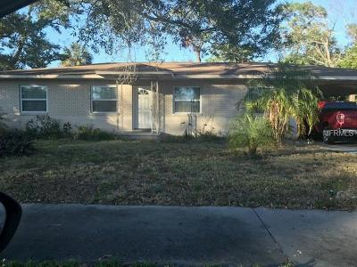 Hillsborough County Single Family Home For Sale: 3515 W Euclid Avenue