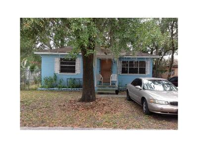 Orlando Single Family Home For Sale: 1023 W Livingston Street