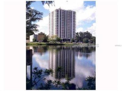 Orange County Condo For Sale: 400 E Colonial Drive #1707,  P