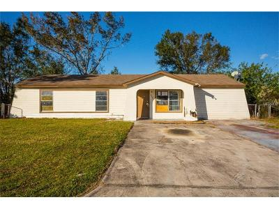 Kissimmee Single Family Home For Sale: 454 Bar Court