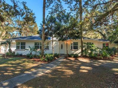 Sanford Single Family Home For Sale: 2449 S Mellonville Avenue