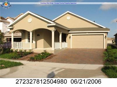 Winter Garden Rental For Rent: 7222 Spikerush Lane