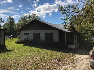 Single Family Home For Sale: 317 Pineda Street