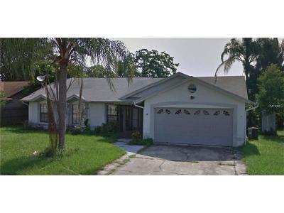 Orlando Single Family Home For Sale: 12131 Romero Street