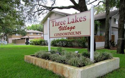 Orlando Condo For Sale: 4896 Lake Ridge Road #40