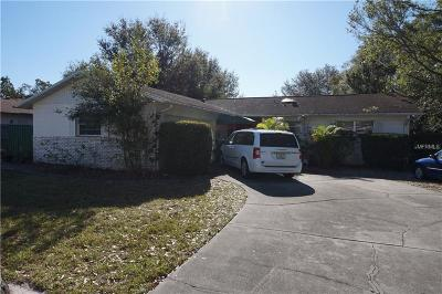 Winter Park Single Family Home For Sale: 3160 Nicholson Drive