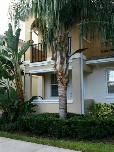 Orlando Townhouse For Sale: 11962 Kipper Drive