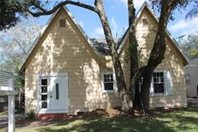 Lakeland Single Family Home For Sale: 1138 E Edgewood Drive