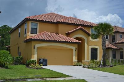 Kissimmee Single Family Home For Sale: 2608 Tranquility Way