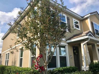 Windermere Townhouse For Sale: 7480 Leighside Drive