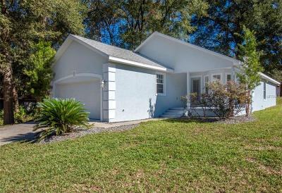 Floral City Single Family Home For Sale: 8365 S Vine Terrace