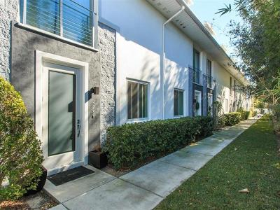 Winter Park Townhouse For Sale: 428 W Swoope Avenue
