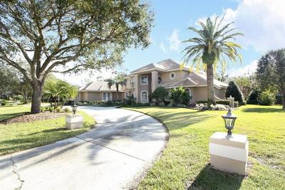Winter Springs Single Family Home For Sale: 747 Bear Creek Circle