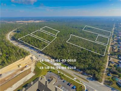 Deltona Residential Lots & Land For Sale: N Normandy Boulevard