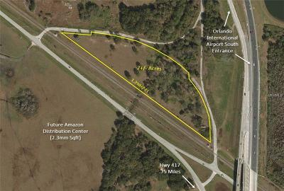 Residential Lots & Land For Sale: 12401 Boggy Creek