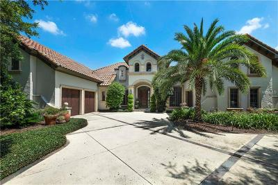 Winter Park Single Family Home For Sale: 1647 Lookout Landing Circle
