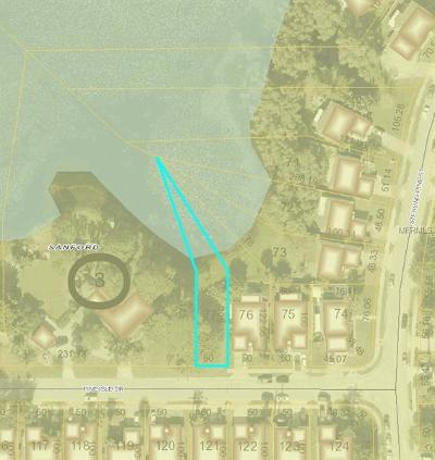 Sanford Residential Lots & Land For Sale: 158 Pine Isle Drive