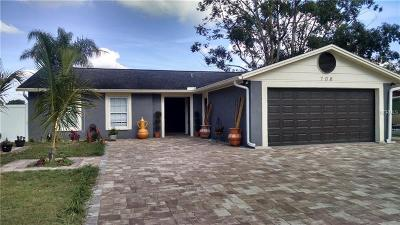 Brandon Single Family Home For Sale: 708 Tradewinds Drive