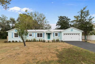 Debary Single Family Home For Sale: 4 Monroe Avenue
