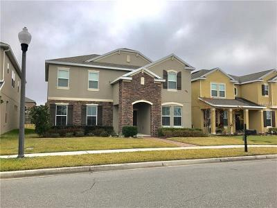 Saint Cloud Single Family Home For Sale: 1523 Reflection Cove