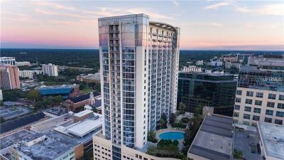 Orlando Condo For Sale: 155 S Court Avenue #1703