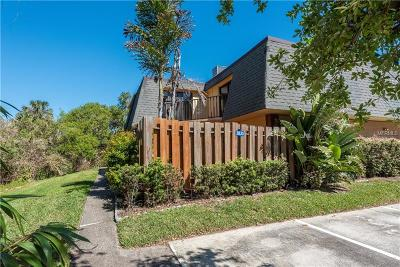 New Smyrna Beach Townhouse For Sale: 3830 Saxon Drive