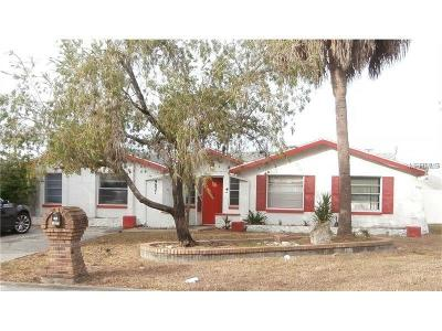 Port Richey Single Family Home For Sale: 9821 Scenic Drive
