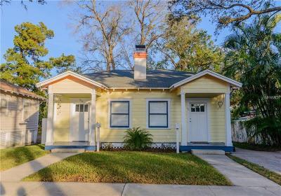 Orange County, Osceola County, Seminole County Multi Family Home For Sale: 511 Broadway Avenue